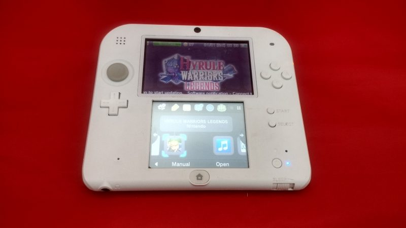 2DS Touch Screen Replacement
